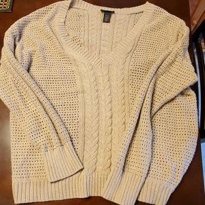 Lane Bryant sweater size 18/20